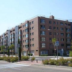 Sanchinarro 124 viviendas