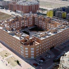 Vallecas 164 viviendas