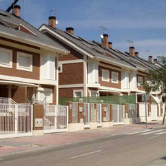 Vallecas 29 unifamiliares