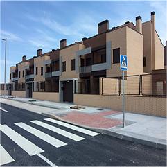 El Cañaveral, 43 unifamiliares